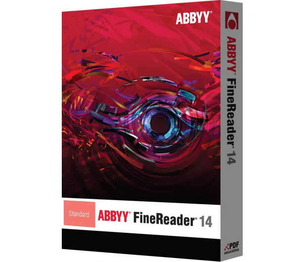 ABBYY FineReader 14 BOX - 380248 - zdjęcie