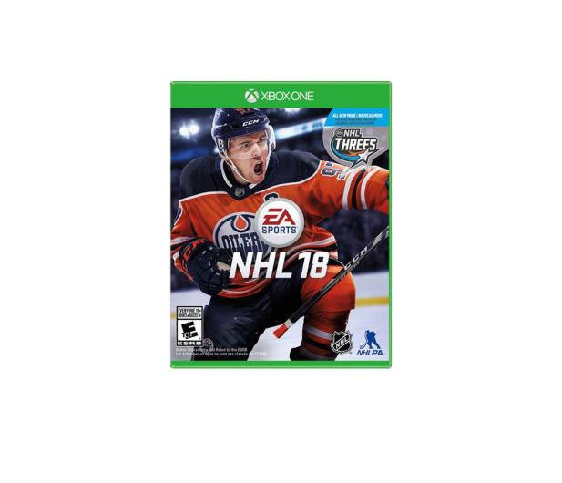 EA NHL 18 - 380382 - zdjęcie