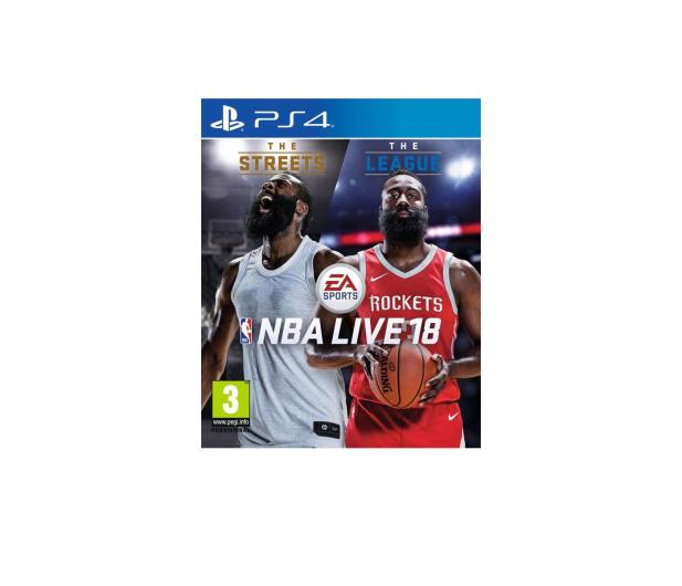 EA NBA LIVE 18: THE ONE EDITION - 380384 - zdjęcie