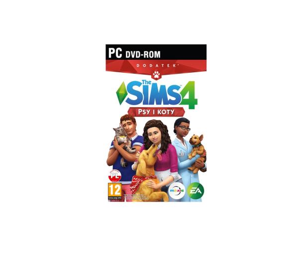 EA The Sims 4 Psy i Koty  - 380391 - zdjęcie