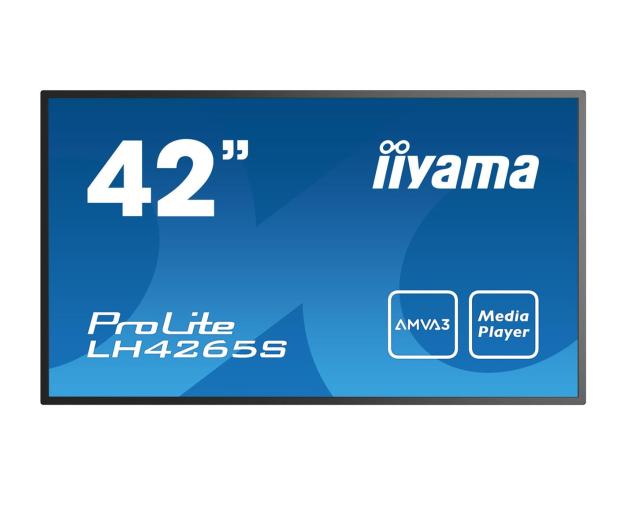 iiyama LH4265S LFD - 380476 - zdjęcie