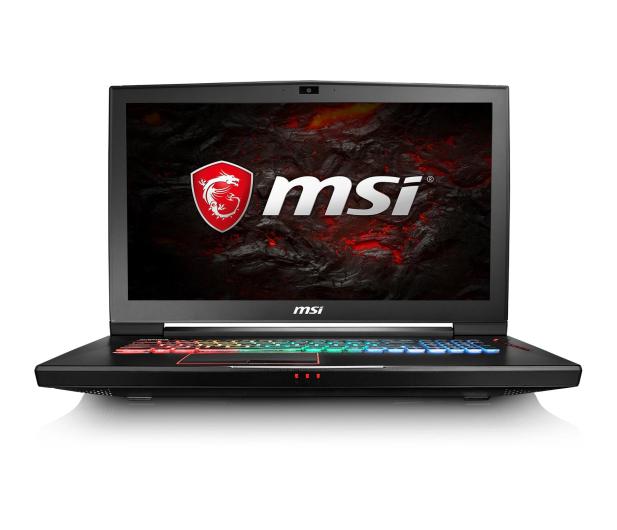 MSI GT73EVR i7-7700HQ/16GB/1TB+256/Win10 GTX1070 120Hz - 380776 - zdjęcie 2