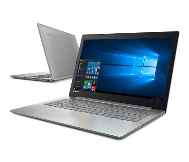 Lenovo Ideapad 320-15 i3/8GB/1000/Win10X GT940MX Srebrny - 374947 - zdjęcie