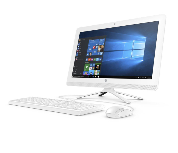 HP All-in-One A6-7310/8GB/240SSD/Win10 R4 FHD - 378940 - zdjęcie 2