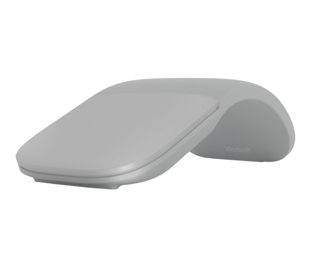Microsoft Surface Arc Mouse Platynowa - 377435 - zdjęcie 2