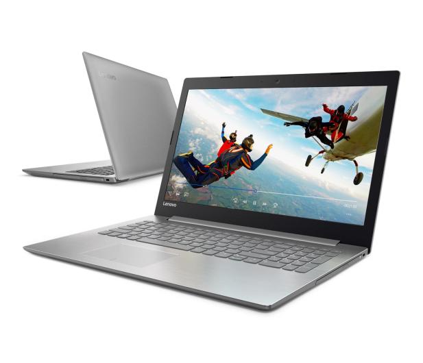 Lenovo Ideapad 320-15 i5-7200U/8GB/1000 Srebrny  - 374604 - zdjęcie