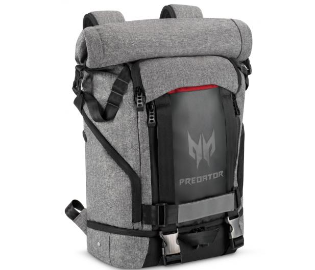 Acer Predator Gaming Rolltop Backpack  - 377781 - zdjęcie 2