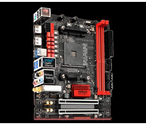 ASRock Fatal1ty X370 Gaming-ITX/ac - 377756 - zdjęcie 2