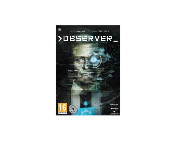 Bloober Team SA Observer - 377648 - zdjęcie