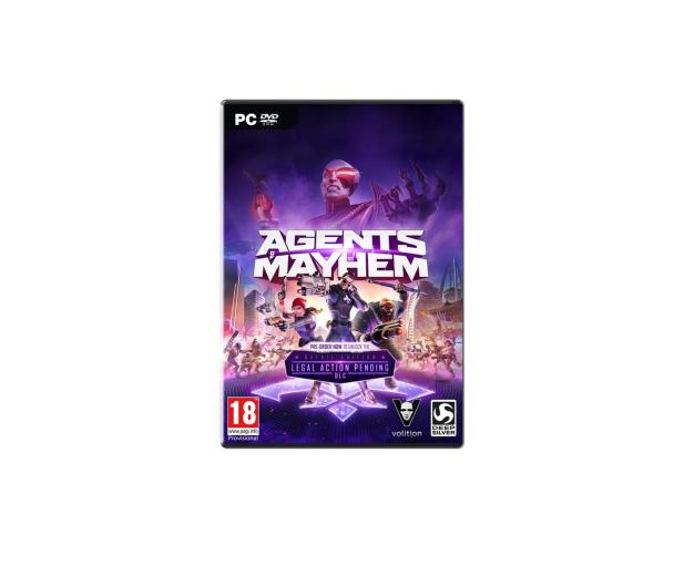 PC Agents of Mayhem - 377640 - zdjęcie