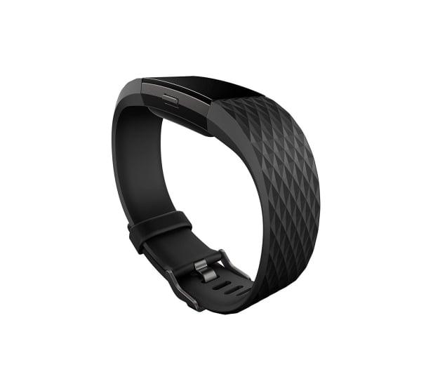 Fitbit Charge 2 HR L Black-Gunmetal - 378045 - zdjęcie 3
