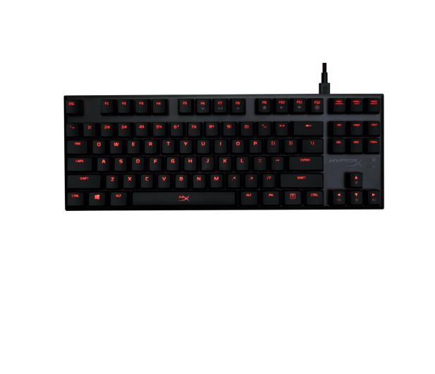 HyperX Alloy FPS Pro Cherry MX Red  - 378250 - zdjęcie