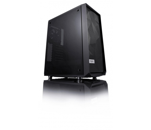 Fractal Design Meshify C Blackout - 378365 - zdjęcie 2