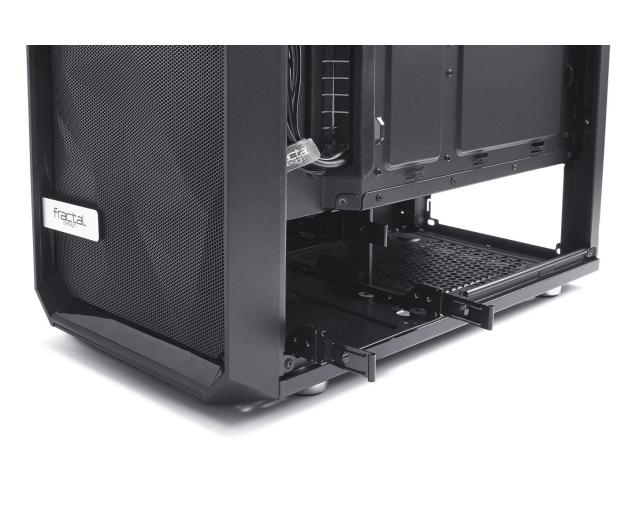 Fractal Design Meshify C Blackout - 378365 - zdjęcie 15