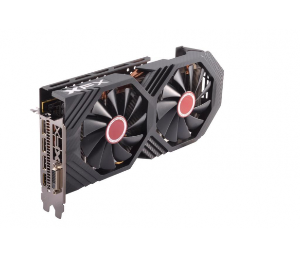 XFX Radeon RX 580 GTS XXX Edition OC+ 8GB GDDR5 - 381894 - zdjęcie 2