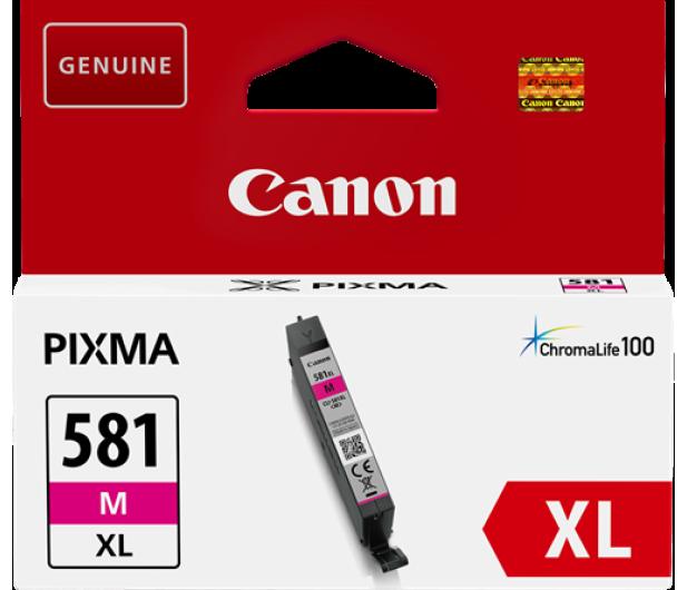 Canon CLI-581M XL Magenta 466 str. - 381902 - zdjęcie