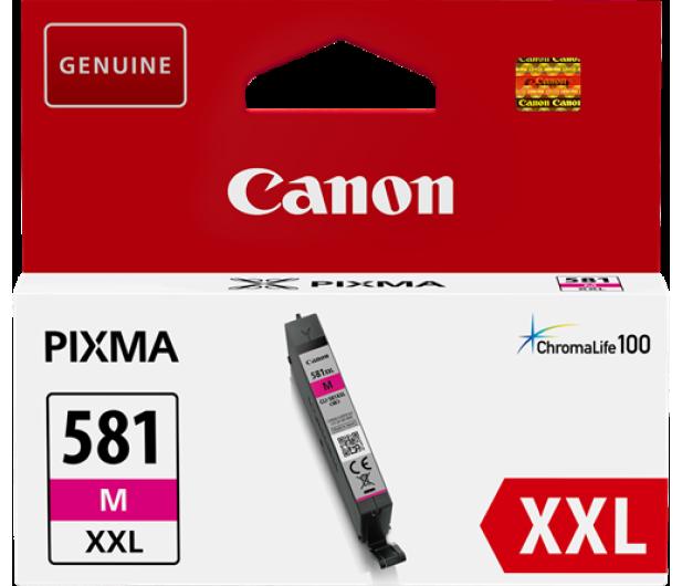 Canon CLI-581M XXL Magenta 747 str. - 381907 - zdjęcie