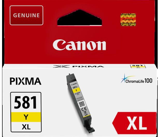 Canon CLI-581Y XL Yellow 519 str. - 381903 - zdjęcie