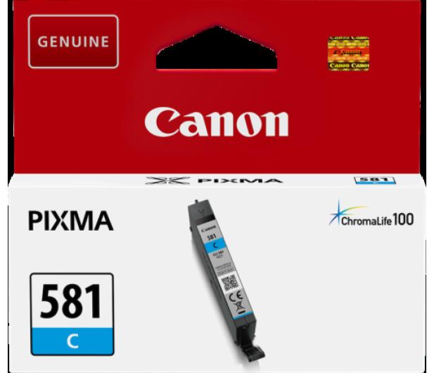Canon CLI-581C Cyan 259 str. - 381742 - zdjęcie