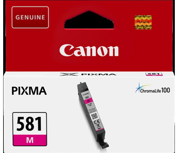 Canon CLI-581M Magenta 223 str. - 381743 - zdjęcie