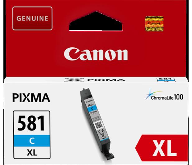 Canon CLI-581C XL Cyan 519 str.  - 381748 - zdjęcie