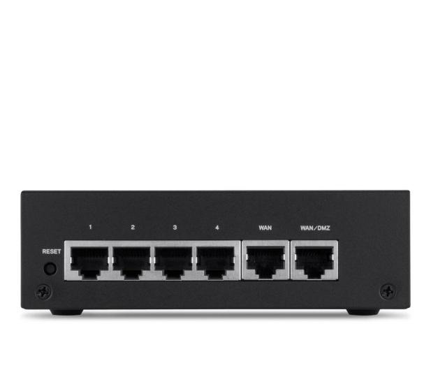 Linksys LRT224-EU (2xWAN/4xLAN) VPN Firewall - 296423 - zdjęcie