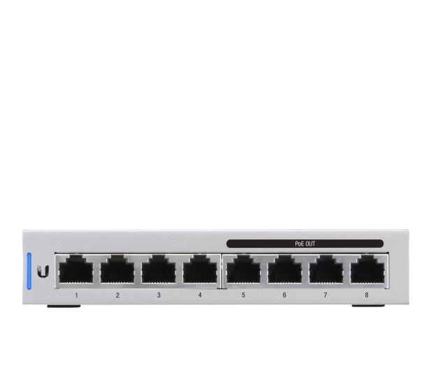 Ubiquiti 8p UniFi US-8-60W (8x100/1000Mbit) 4xPoE - 356172 - zdjęcie