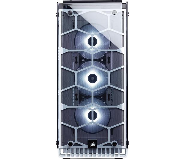 Corsair Crystal Series 570X White RGB Tempered Glass  - 382136 - zdjęcie 3