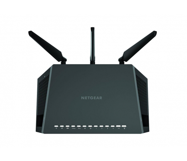 Netgear Nighthawk D7000 (1900Mb/s a/b/g/n/ac, 2xUSB) - 255392 - zdjęcie 4