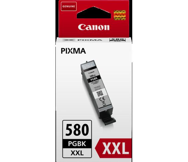 Canon PGI-580PGBK XXL Black 600 str. - 381911 - zdjęcie