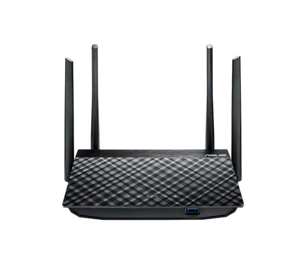 ASUS RT-AC58U (1300Mb/s a/b/g/n/ac USB 3G/4G) - 323652 - zdjęcie