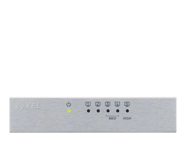 Zyxel 5p GS-105B V3 (5x10/100/1000Mbit) - 358888 - zdjęcie