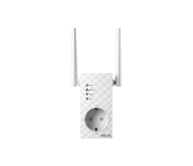 ASUS RP-AC53 (802.11a/b/g/n/ac 750Mb/s) repeater - 342795 - zdjęcie