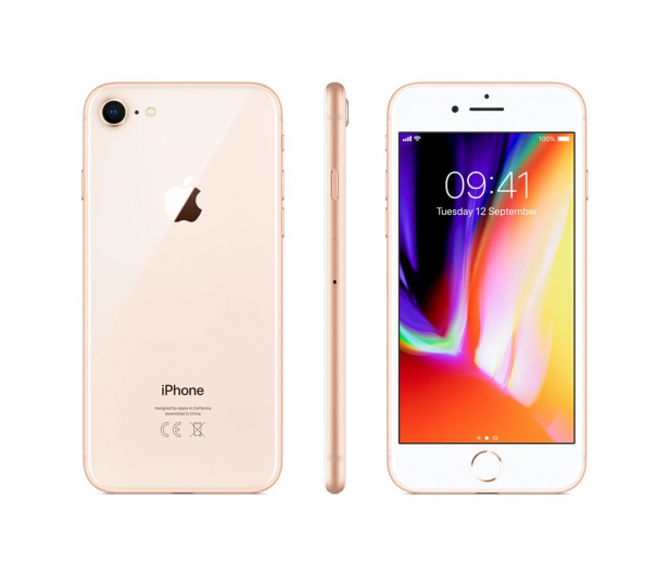 Apple iPhone 8 64GB Gold - 382277 - zdjęcie