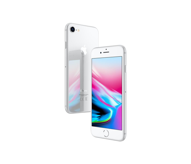 Apple iPhone 8 64GB Silver - 382278 - zdjęcie 2