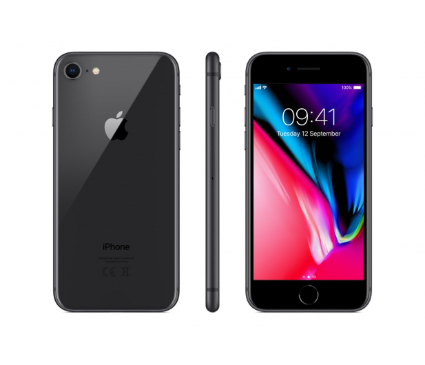 Apple iPhone 8 256GB Space Gray - 382252 - zdjęcie