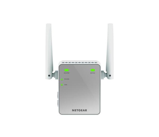 Netgear EX3700 (802.11ab/g/n/ac 750Mb/s) plug repeater - 259827 - zdjęcie