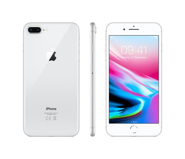 Apple iPhone 8 Plus 256GB Silver - 382255 - zdjęcie