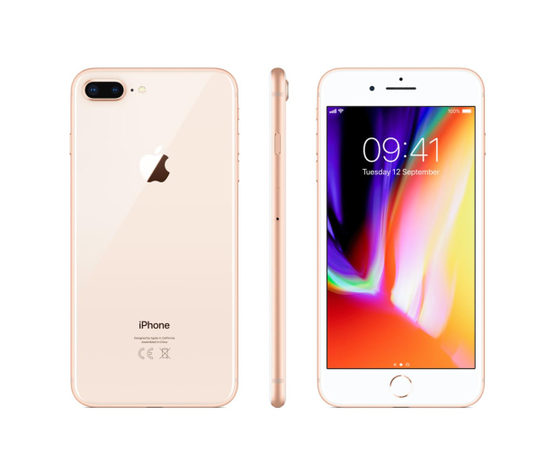 Apple iPhone 8 Plus 64GB Gold - 382281 - zdjęcie