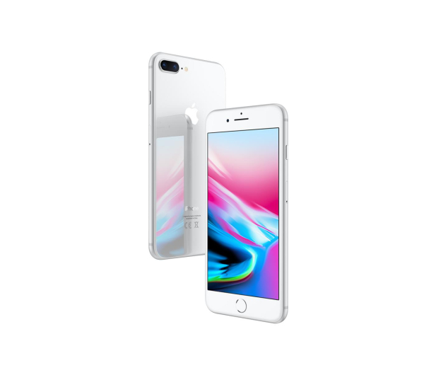 Apple iPhone 8 Plus 64GB Silver - 382283 - zdjęcie 2