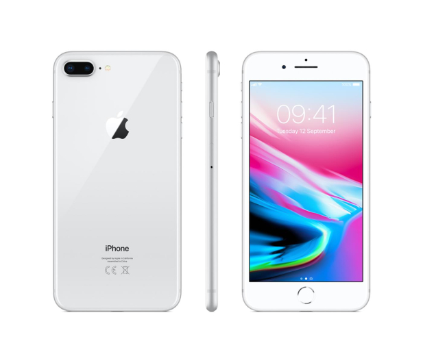 Apple iPhone 8 Plus 64GB Silver - 382283 - zdjęcie