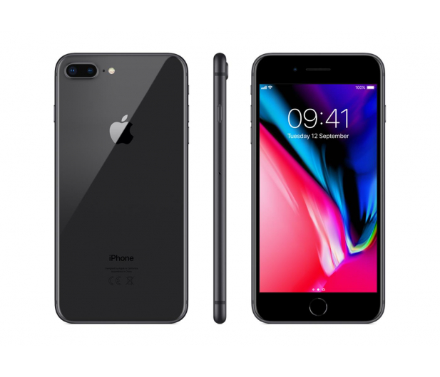 Apple iPhone 8 Plus 64GB Space Gray - 382280 - zdjęcie