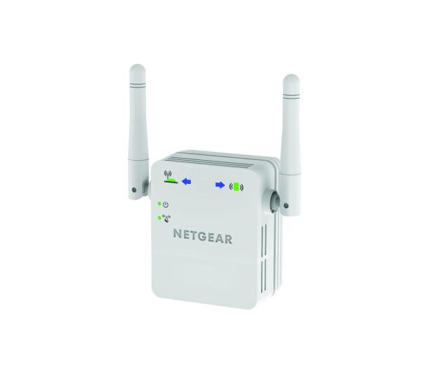 Netgear WN3000RP v2 (802.11b/g/n 300Mb/s LAN) repeater  - 247102 - zdjęcie