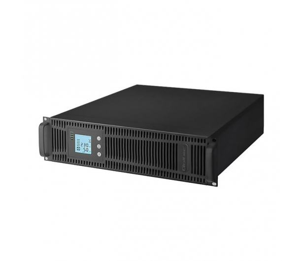 Qoltec Rack (3000VA/2400W, 6x IEC, RS232, RJ-45) - 382403 - zdjęcie 2
