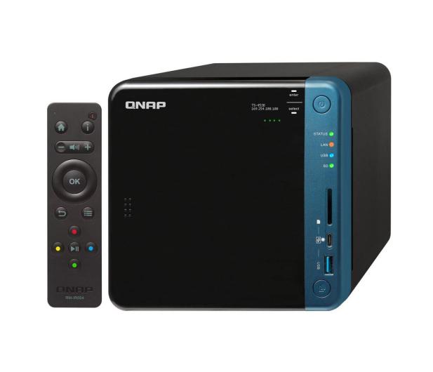 QNAP TS-453B-8G (4xHDD, 4x1.5-2.3GHz, 8GB, 5xUSB,2xLAN) - 359970 - zdjęcie