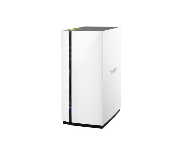 QNAP TS-228 (2xHDD, 2x1.1GHz, 1GB, 2xUSB, 1xLAN) - 298359 - zdjęcie