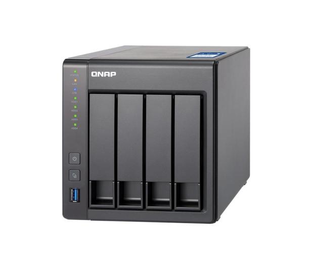 QNAP TS-431X2-8G (4xHDD, 4x1.7GHz, 8GB, 3xUSB, 3xLAN)  - 395968 - zdjęcie