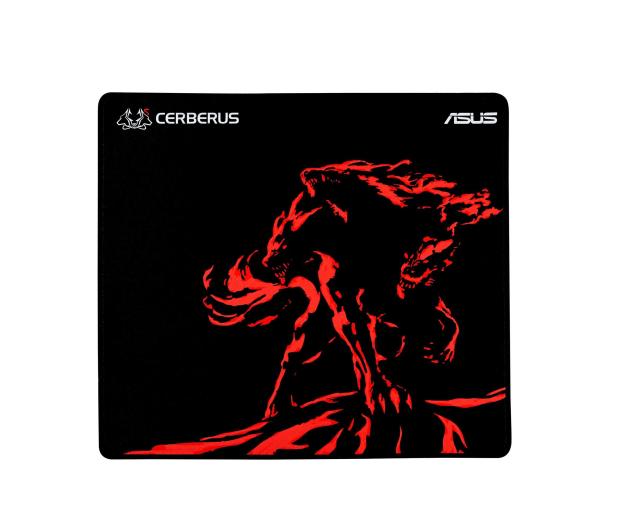ASUS ROG Cerberus Plus (czarno-czerwony) - 382892 - zdjęcie