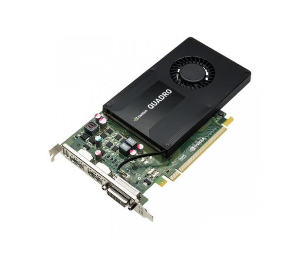 PNY NVIDIA Quadro K2200 4GB GDDR5  - 382988 - zdjęcie 2