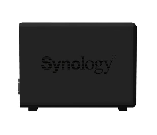 Synology Rejestrator NVR1218 (2xHDD, 2x1GHz, 1GB, HDMI) - 383404 - zdjęcie 5